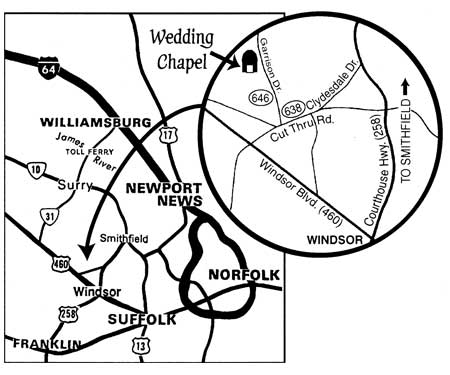 Directions to the Isle of Wight Chapel, Windsor Virginia on map of avonlea canada, get directions, travel maps, i need to get directions, driving maps, city street maps, maps get directions, road maps, maps with driving directions, street maps, mapquest map, travel directions, city maps, online maps, maps and directions, mapquest step by step directions, driving directions, map it, satellite maps,